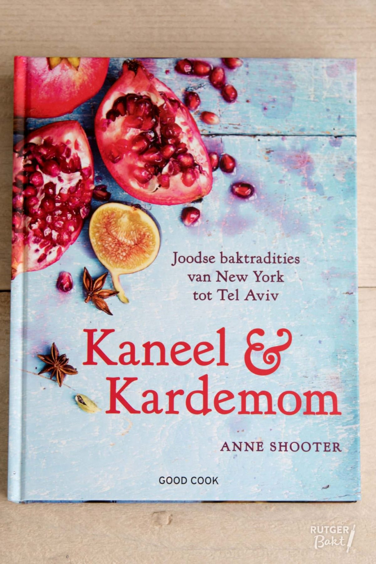 Kaneel & Kardemom van Anne Shooter – review