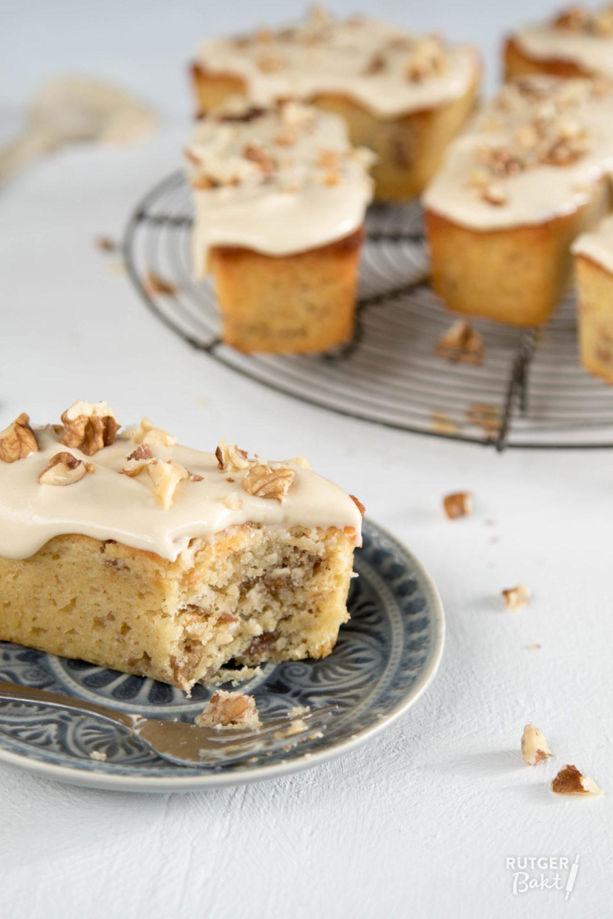 Kleine cakejes bakken – recept
