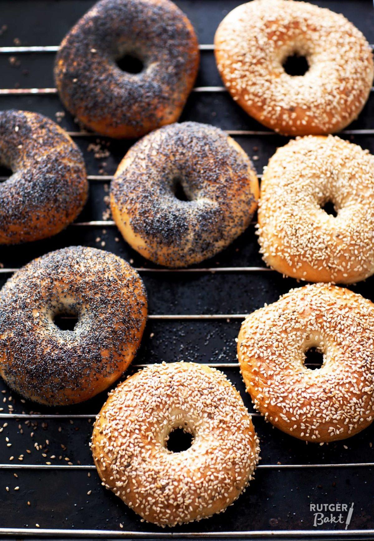 Zelf bagels maken – recept