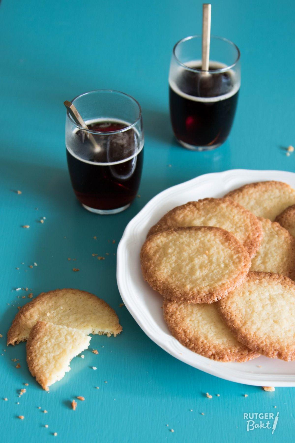 Krokante kokoskoekjes bakken – recept