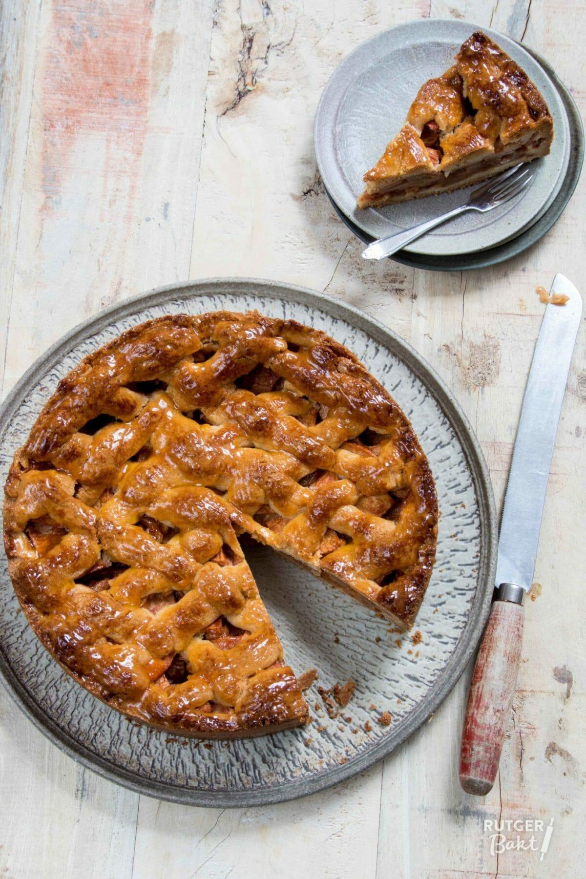 De lekkerste appeltaart – recept