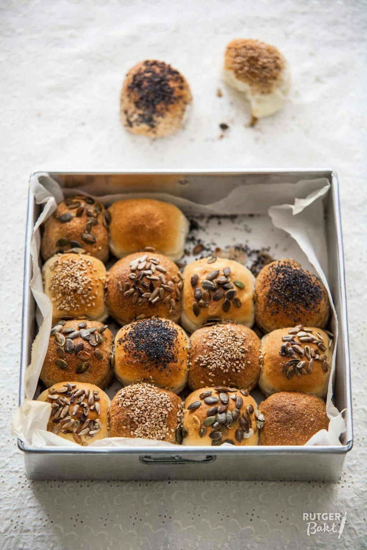 Zelf breekbrood bakken – recept