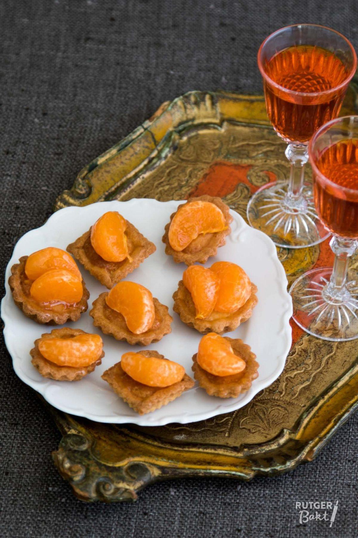Oranje mignardises – recept