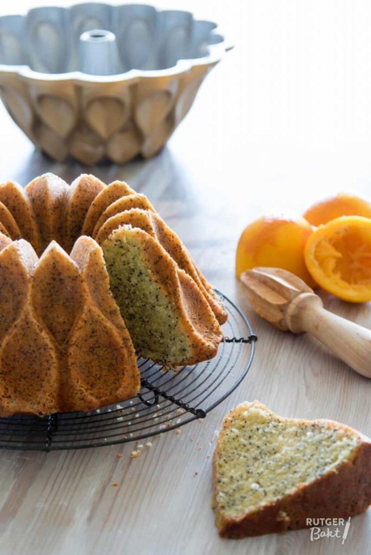Sinaasappel-maanzaad tulband recept