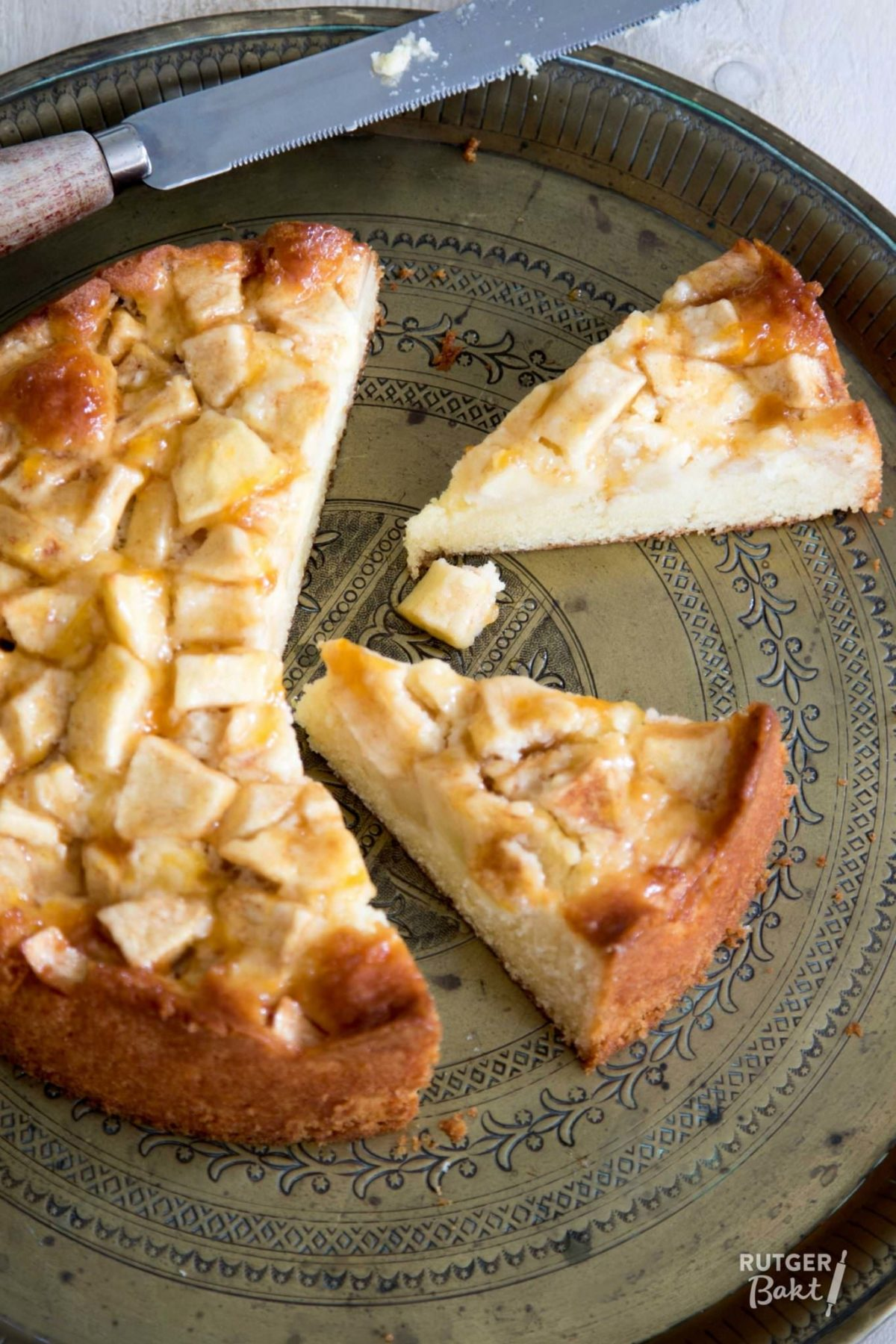 Perfecte appelcake – recept