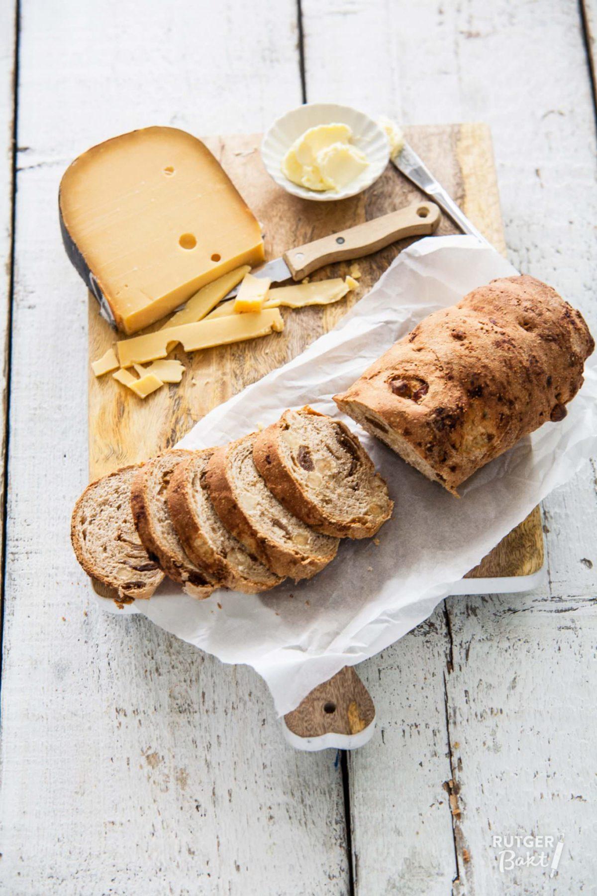 Hazelnoot-vijgenbrood – recept