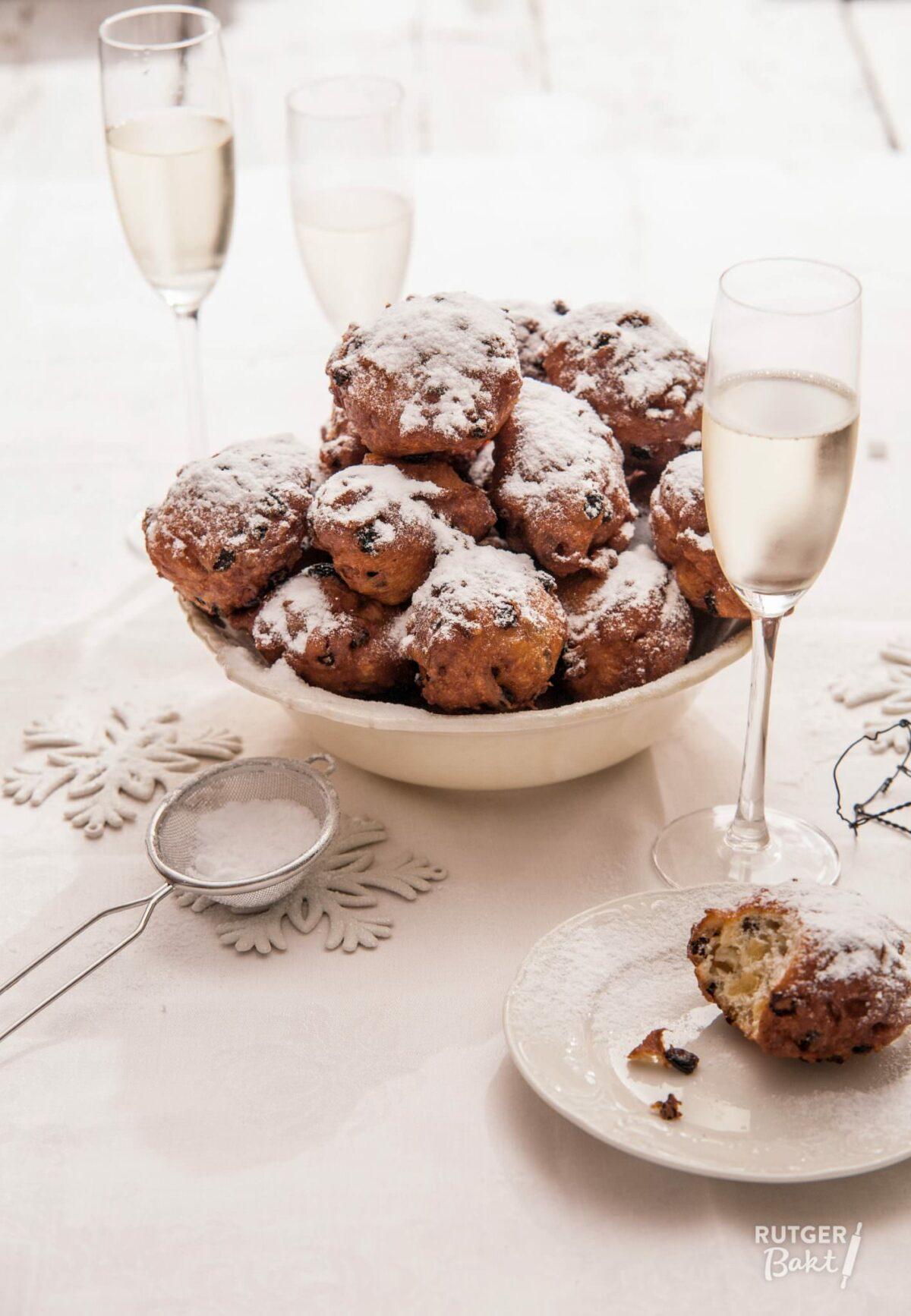 Lekkerste gebak voor Oud & Nieuw
