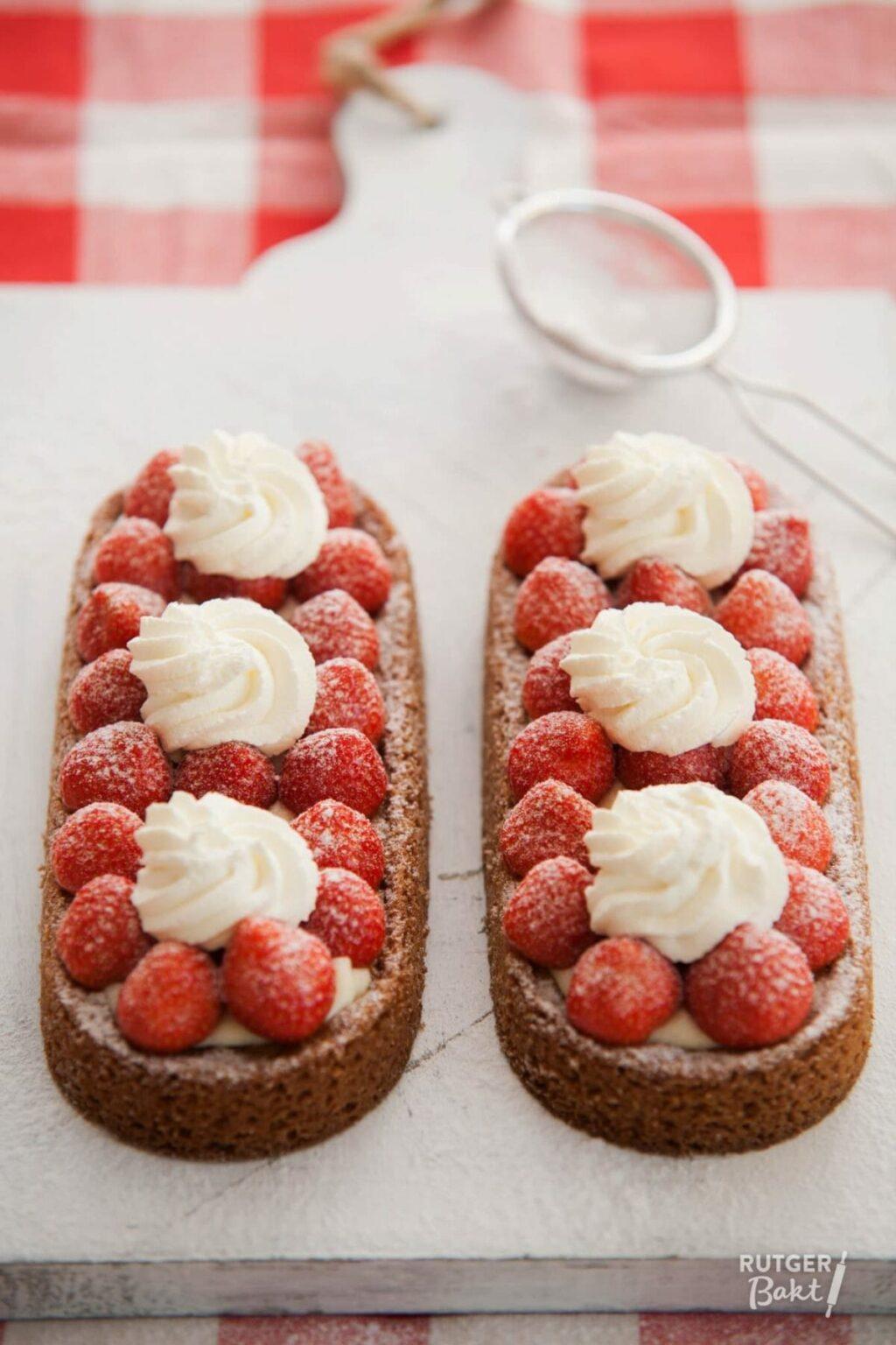 Aardbeienslof – recept