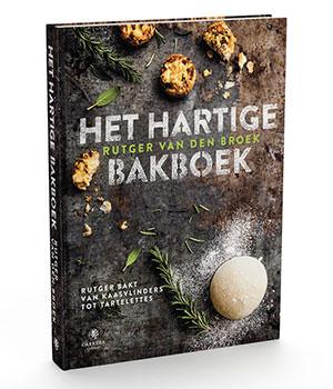 Het Hartige Bakboek door Rutger van den Broek