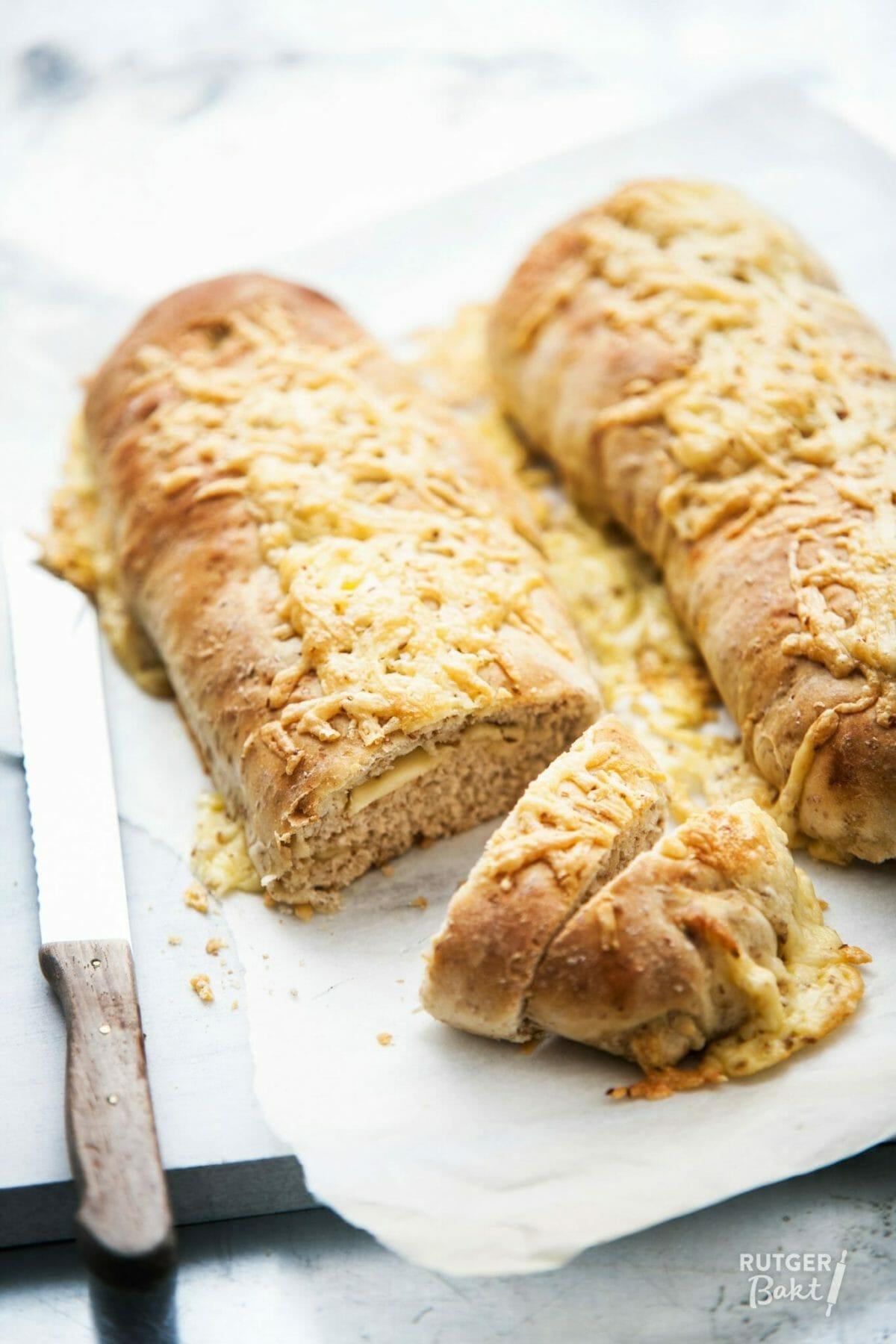 Komijnekaasbrood  – recept