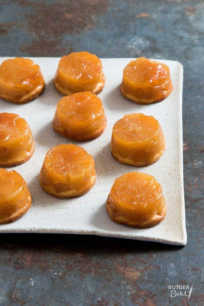 Mini tarte tatin – recept
