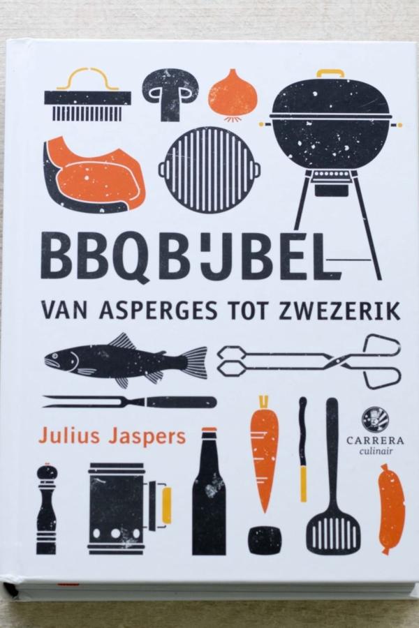 Win een BBQ Bijbel van Julius Jaspers!