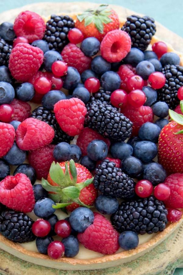 Fruittaart en aardbeientaart – recept