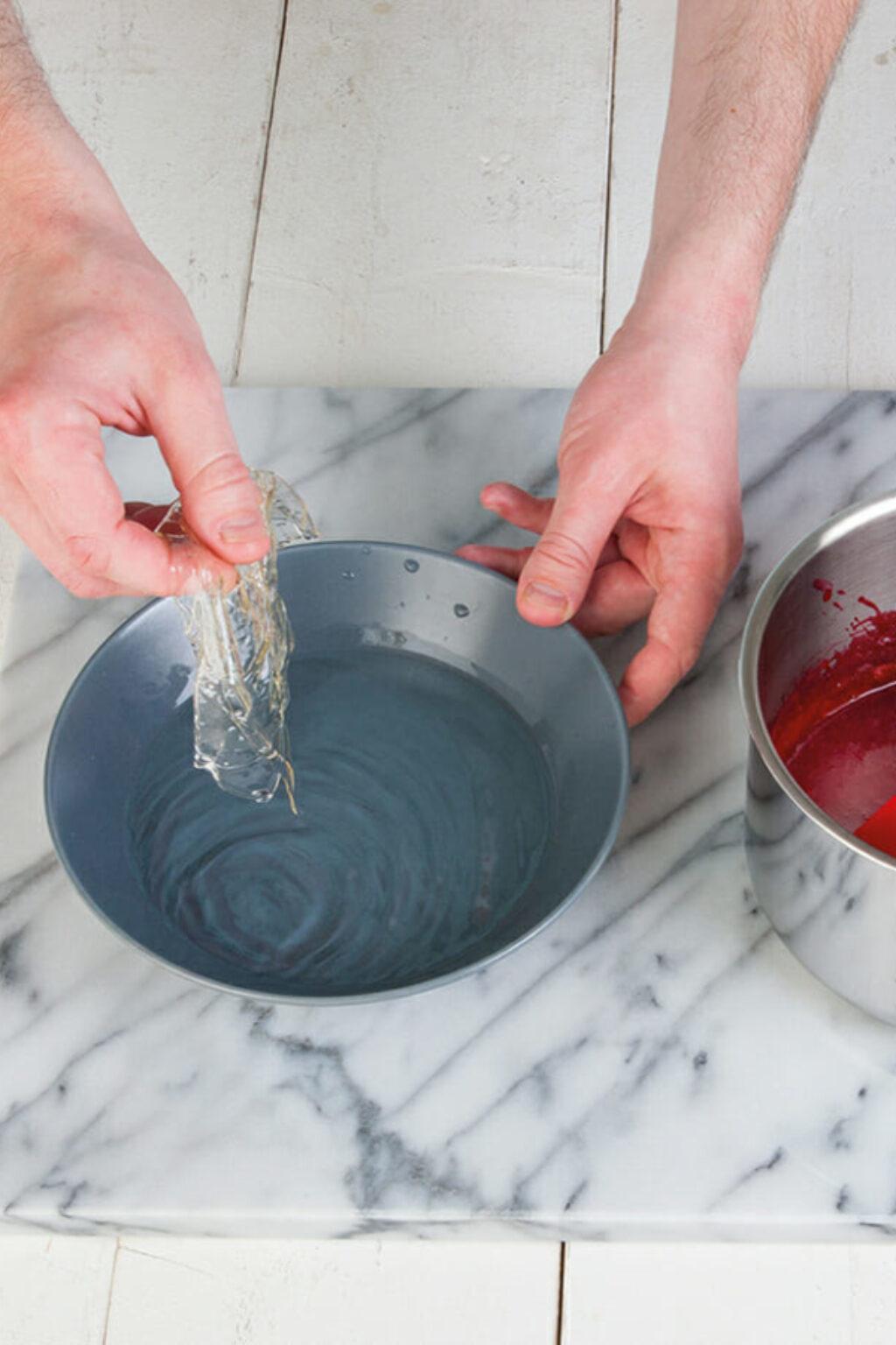 Werken met gelatine – stap-voor-stap uitleg