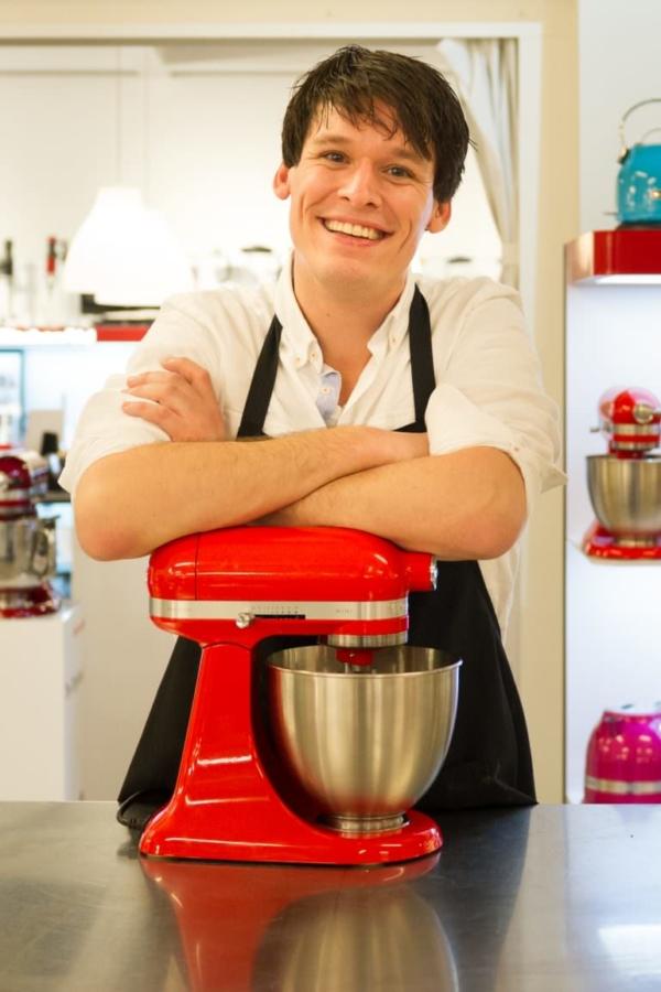 Win een KitchenAid mini stand mixer
