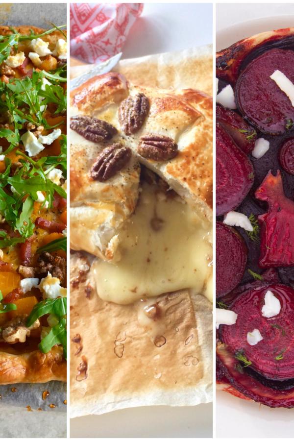 De lekkerste hartige recepten met bladerdeeg