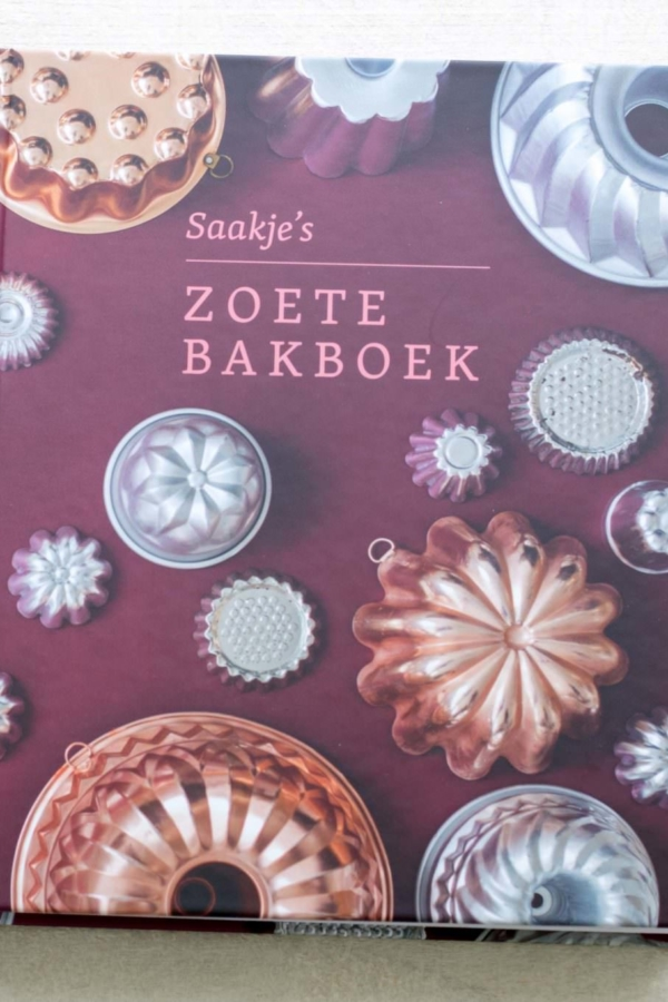 Review: Saakje's zoete bakboek