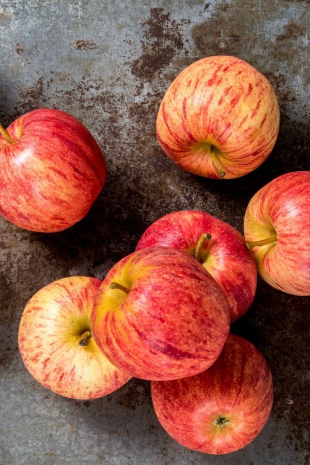 Acht keer bakken met appel!