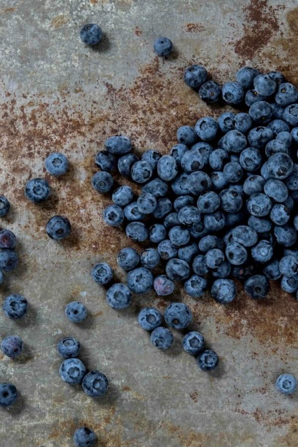 8 x lekkere recepten met blauwe bessen om te bakken