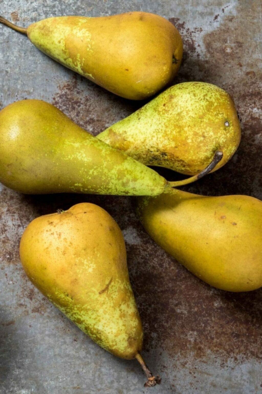 8 x lekkere recepten met peren om te bakken