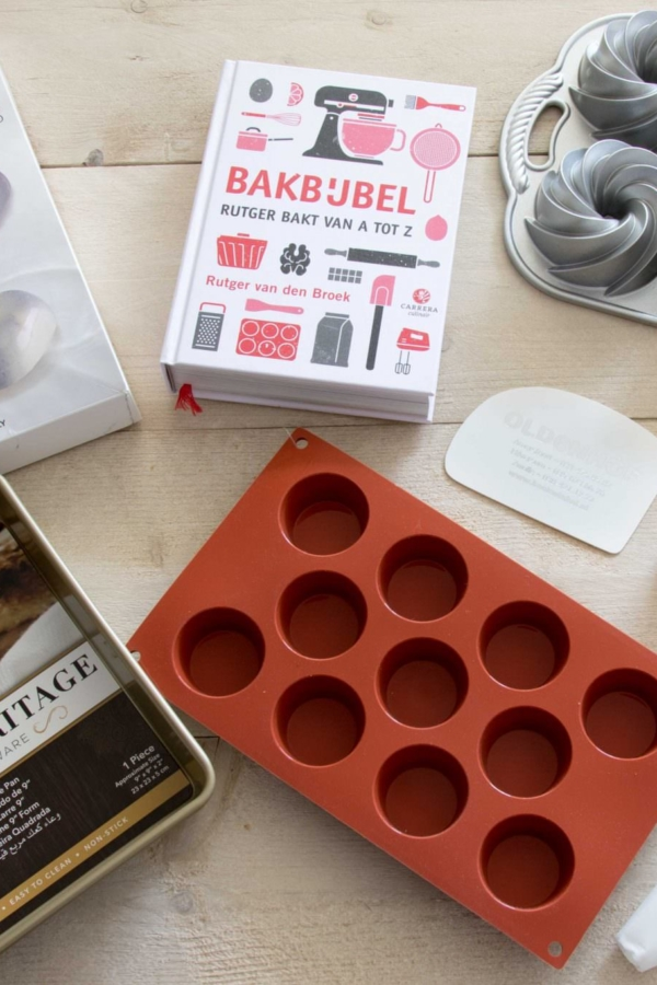 Win een bakpakket van kookwinkel.nl