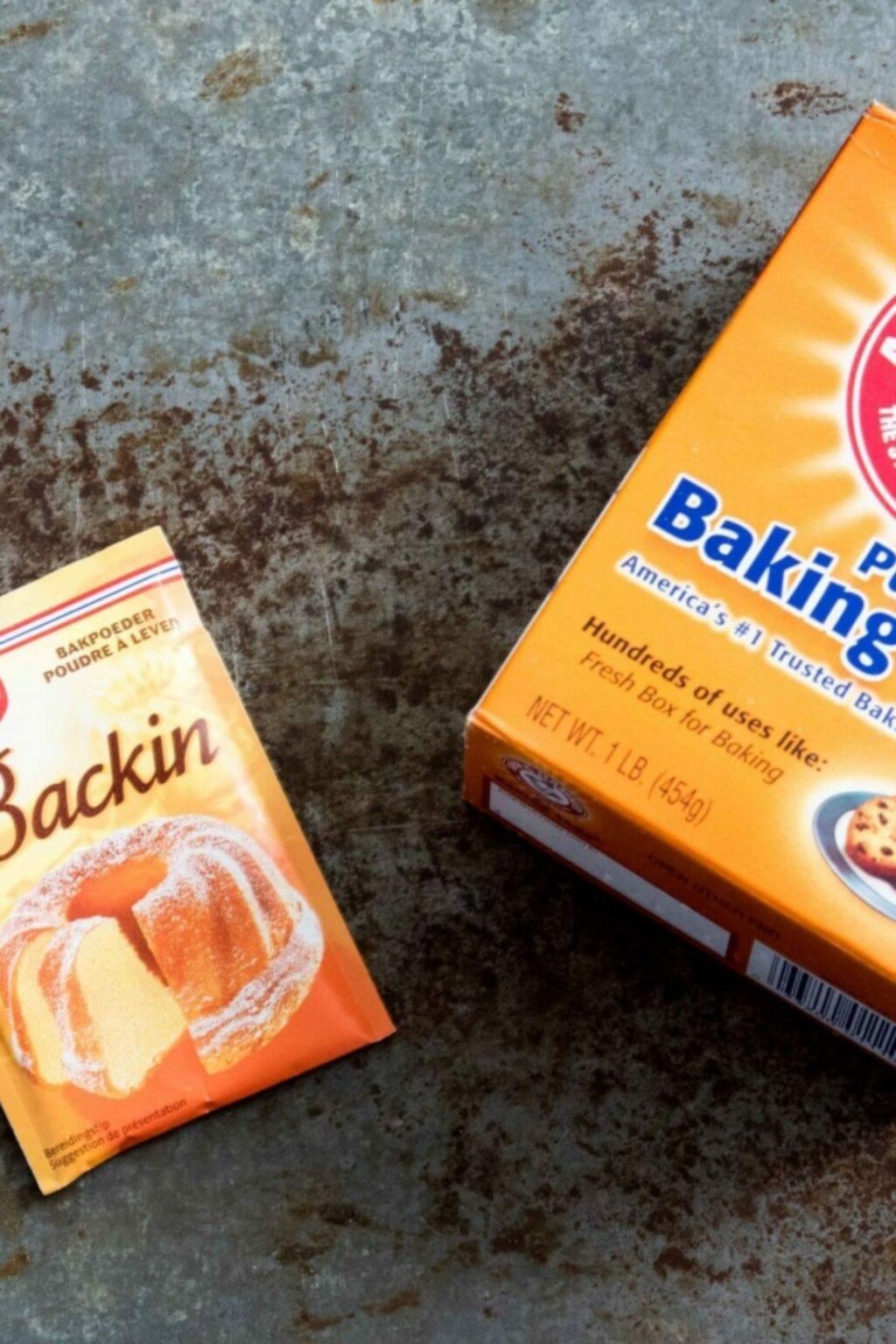 Wat is het verschil tussen bakpoeder en baking soda?