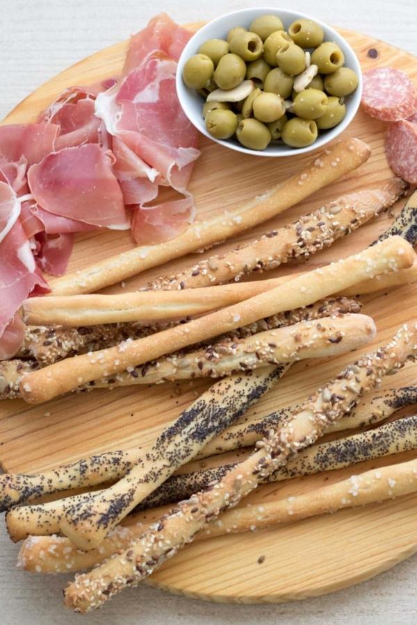 Bread sticks – recept