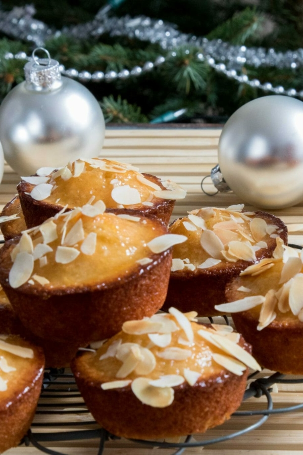 Financiers met abrikozenjam – recept
