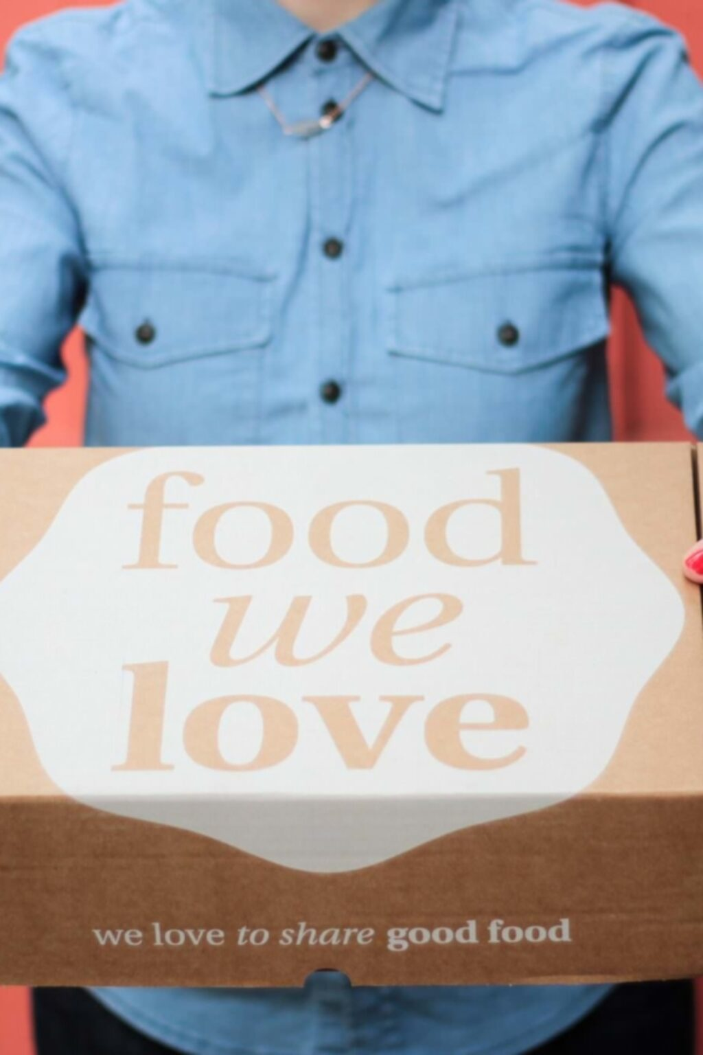 Mijn FoodWeLove box uitgepakt!