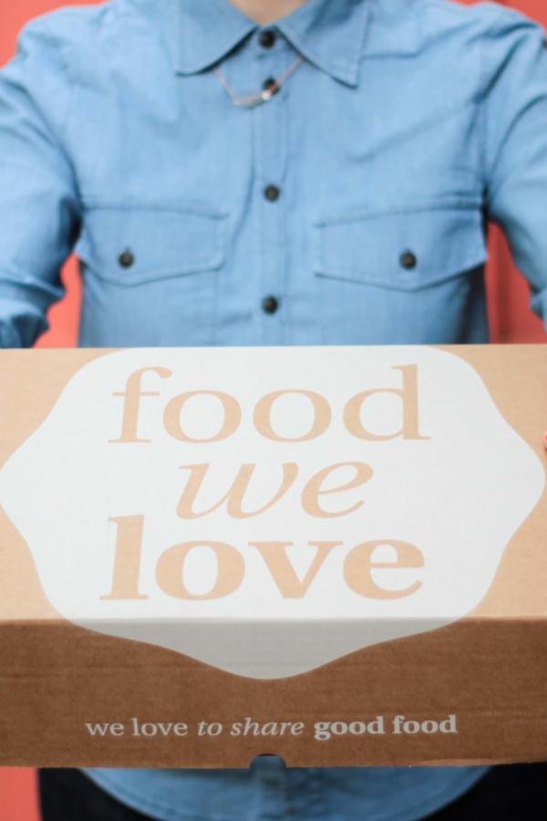 Win één van de vier FoodWeLove boxen!