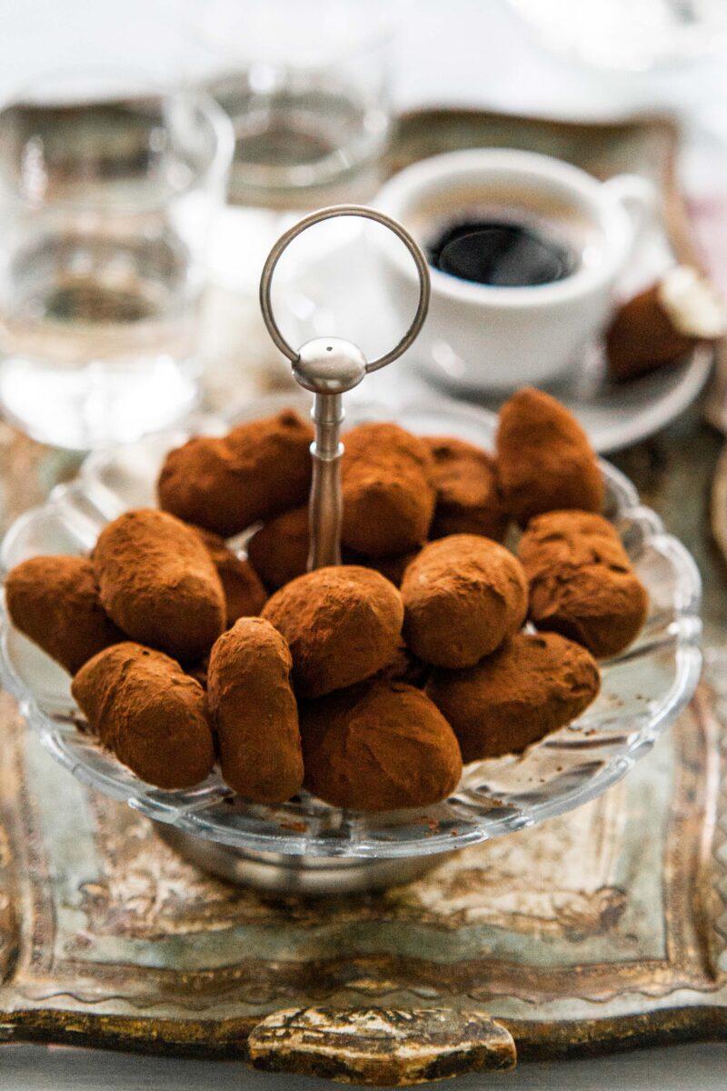 Chocolade truffels recepten