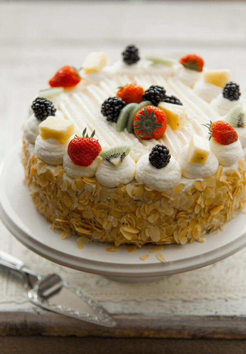 Slagroom taart recepten