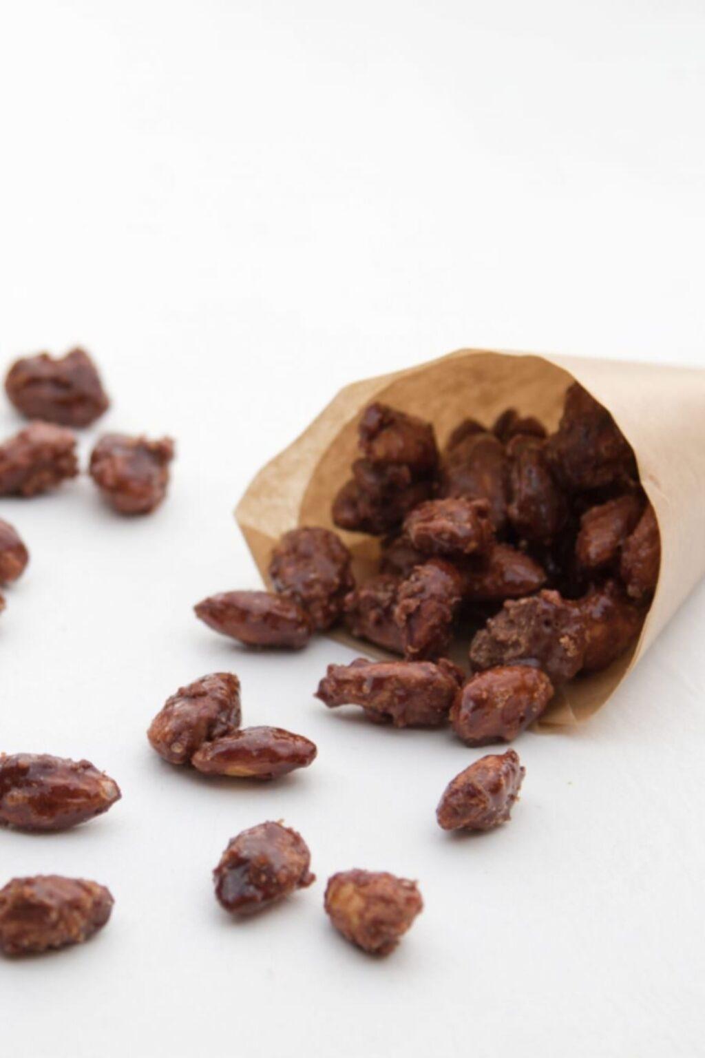 Gebrande amandelen maken – recept