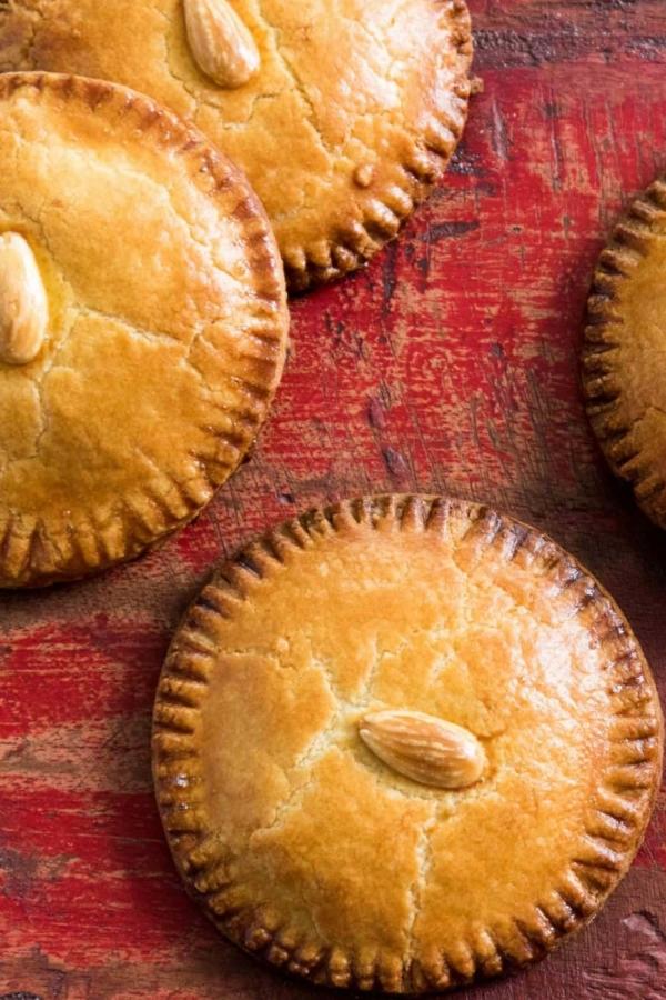 Gevulde koeken – recept