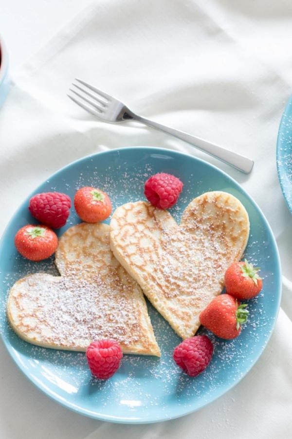 Hartjes-pannenkoeken – recept