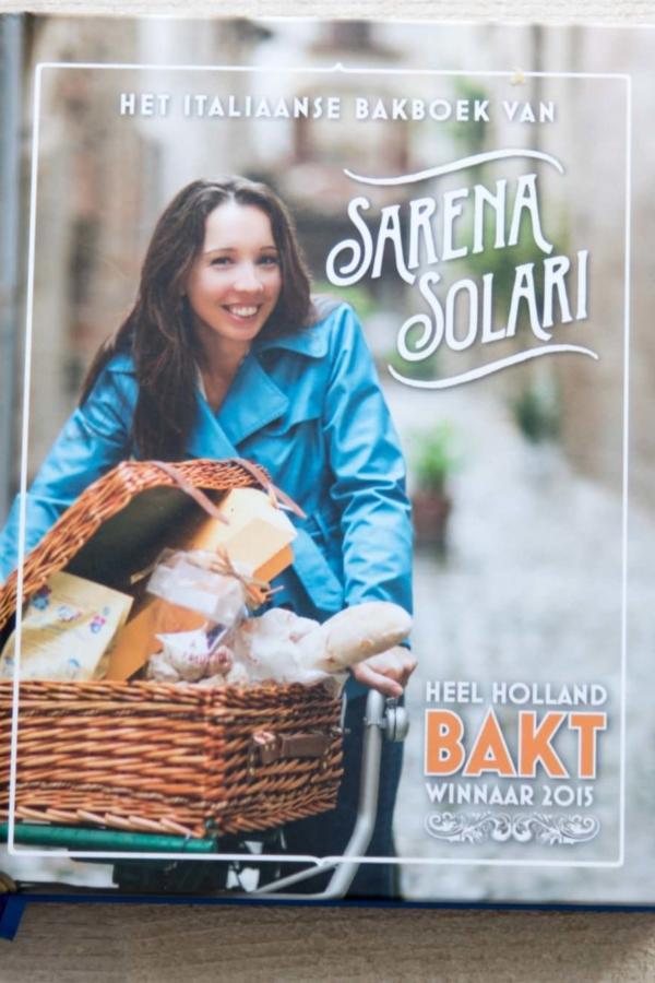 Het Italiaanse bakboek van Sarena Solari – review