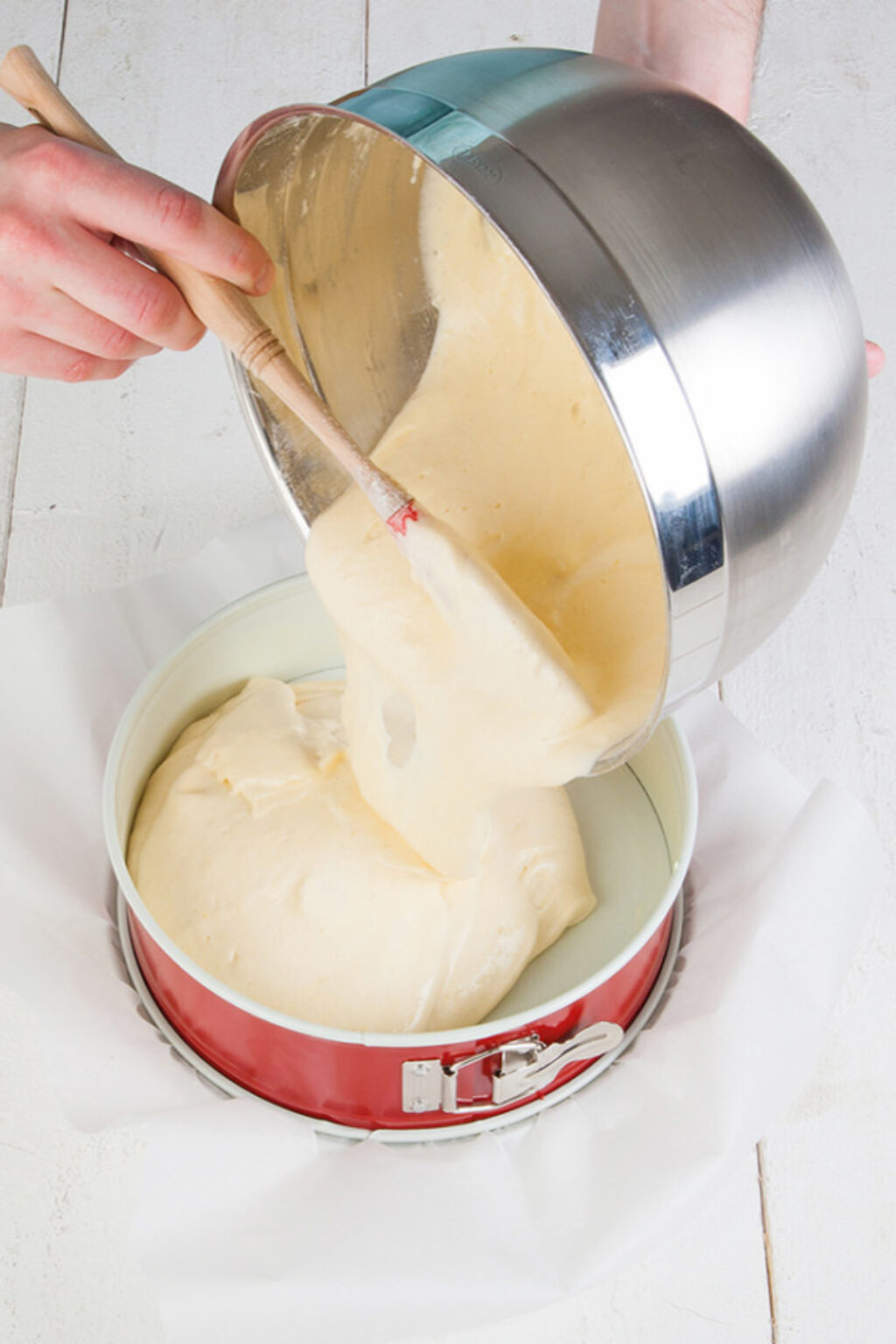 Biscuit zelf maken – basisrecept