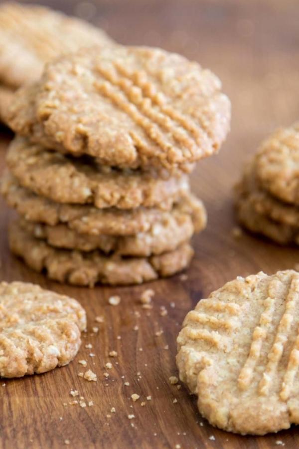 Krokante haverkoekjes – recept
