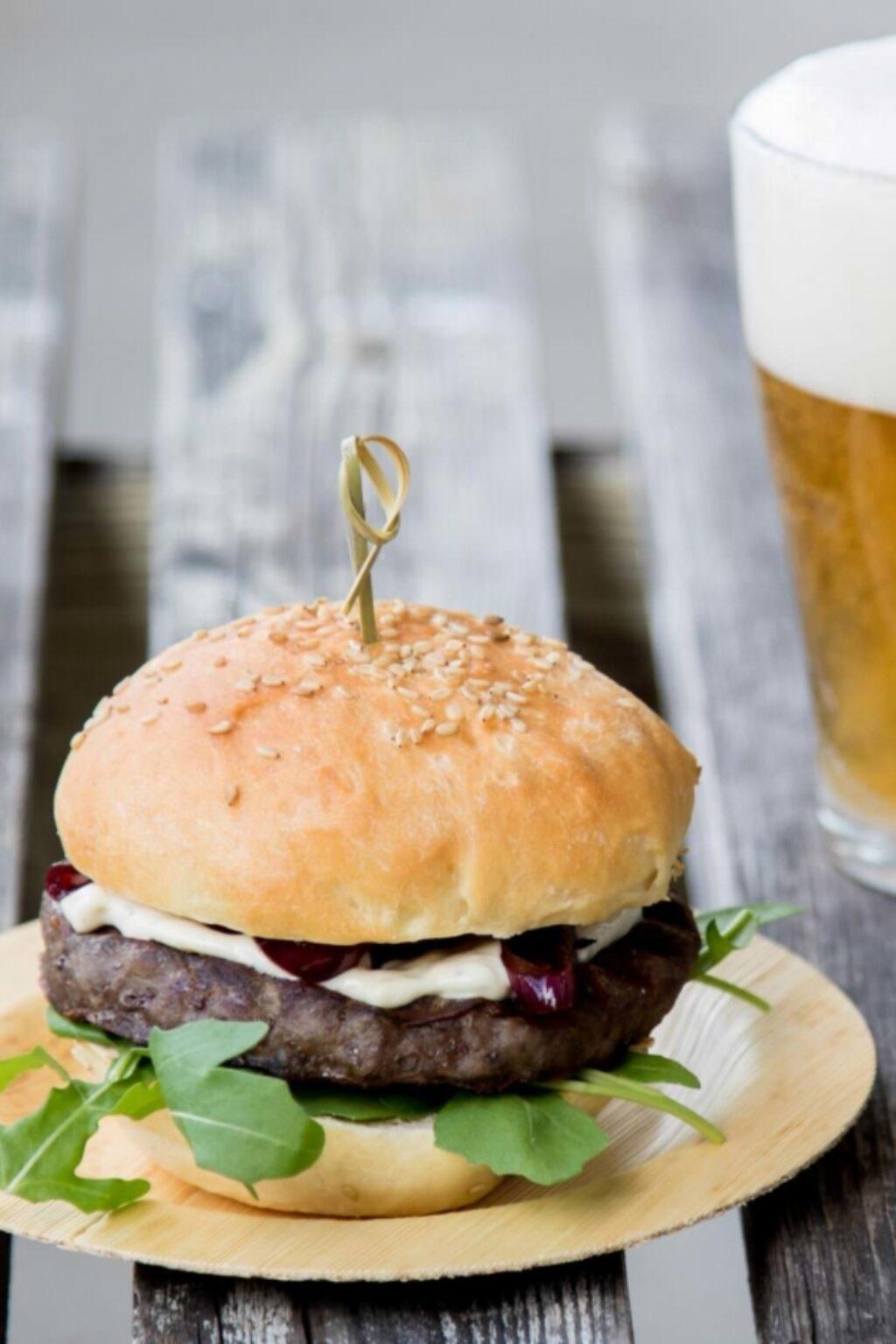 Mijn ultieme hamburger – recept