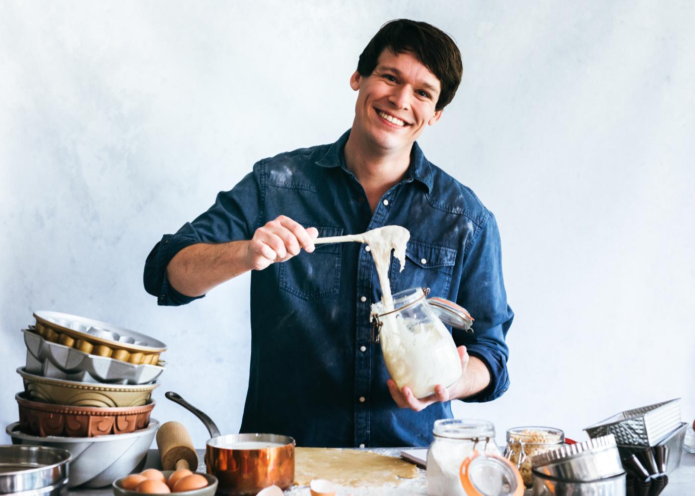 Welkom op Rutger bakt!