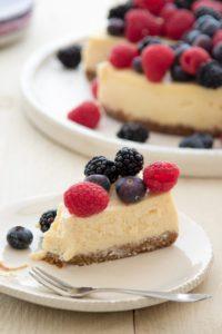 Cheesecake recepten