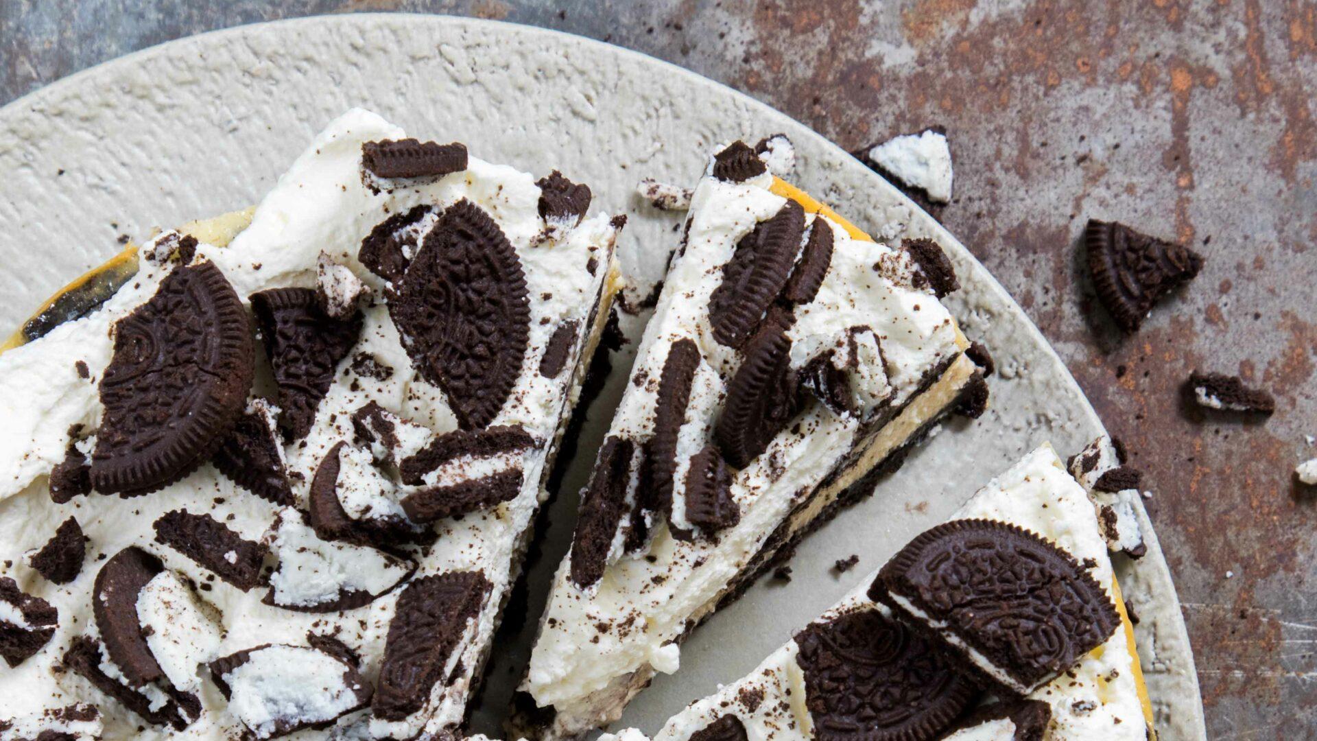Super De lekkerste oreo cheesecake – recept - Rutger Bakt TN-93