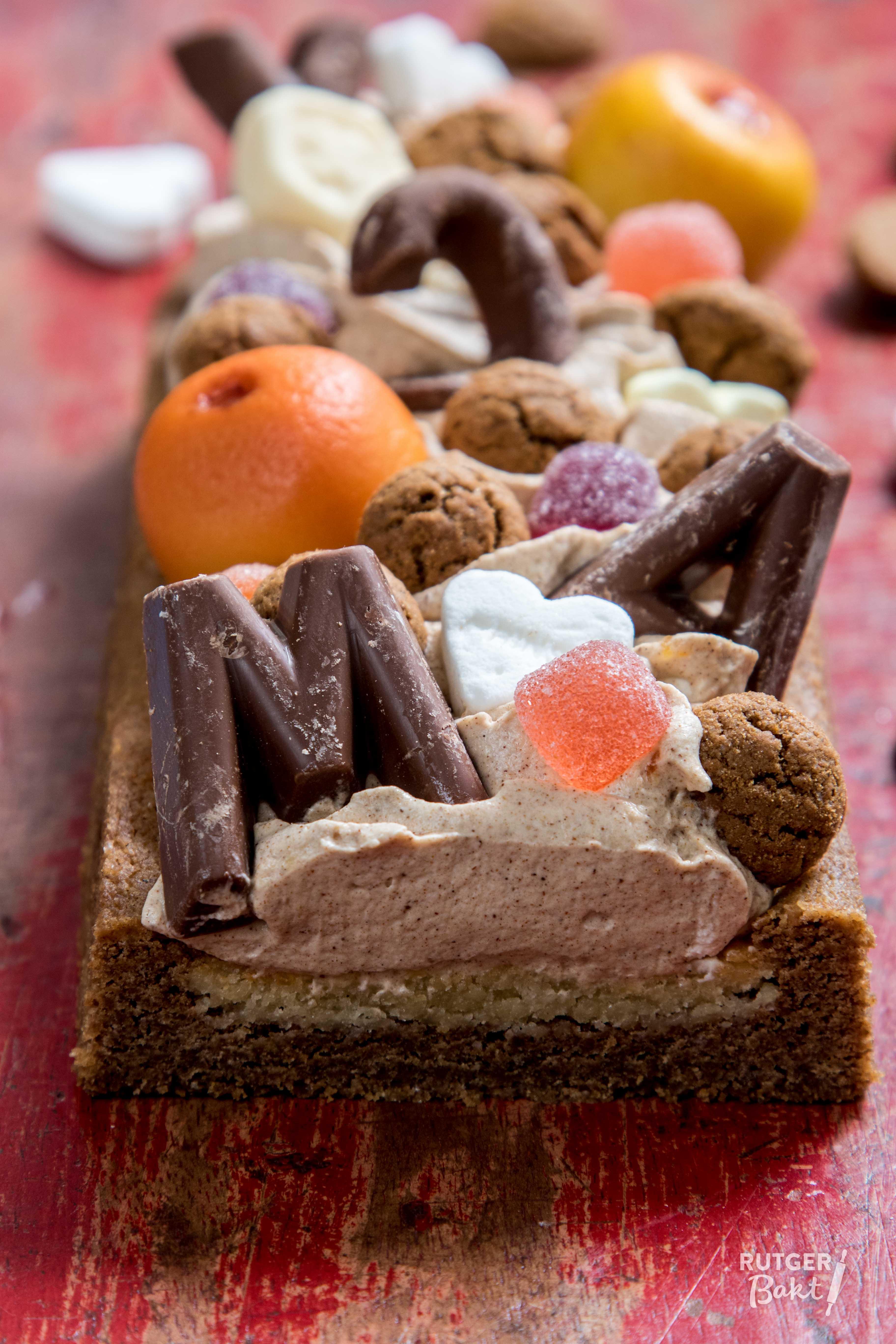 Sinterklaas slof bakken – recept