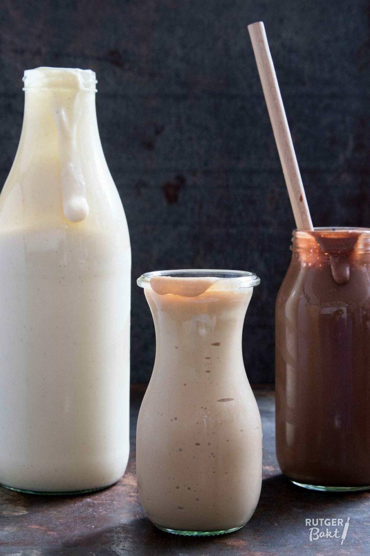 Zelf vla maken: vanillevla, karamelvla & chocoladevla