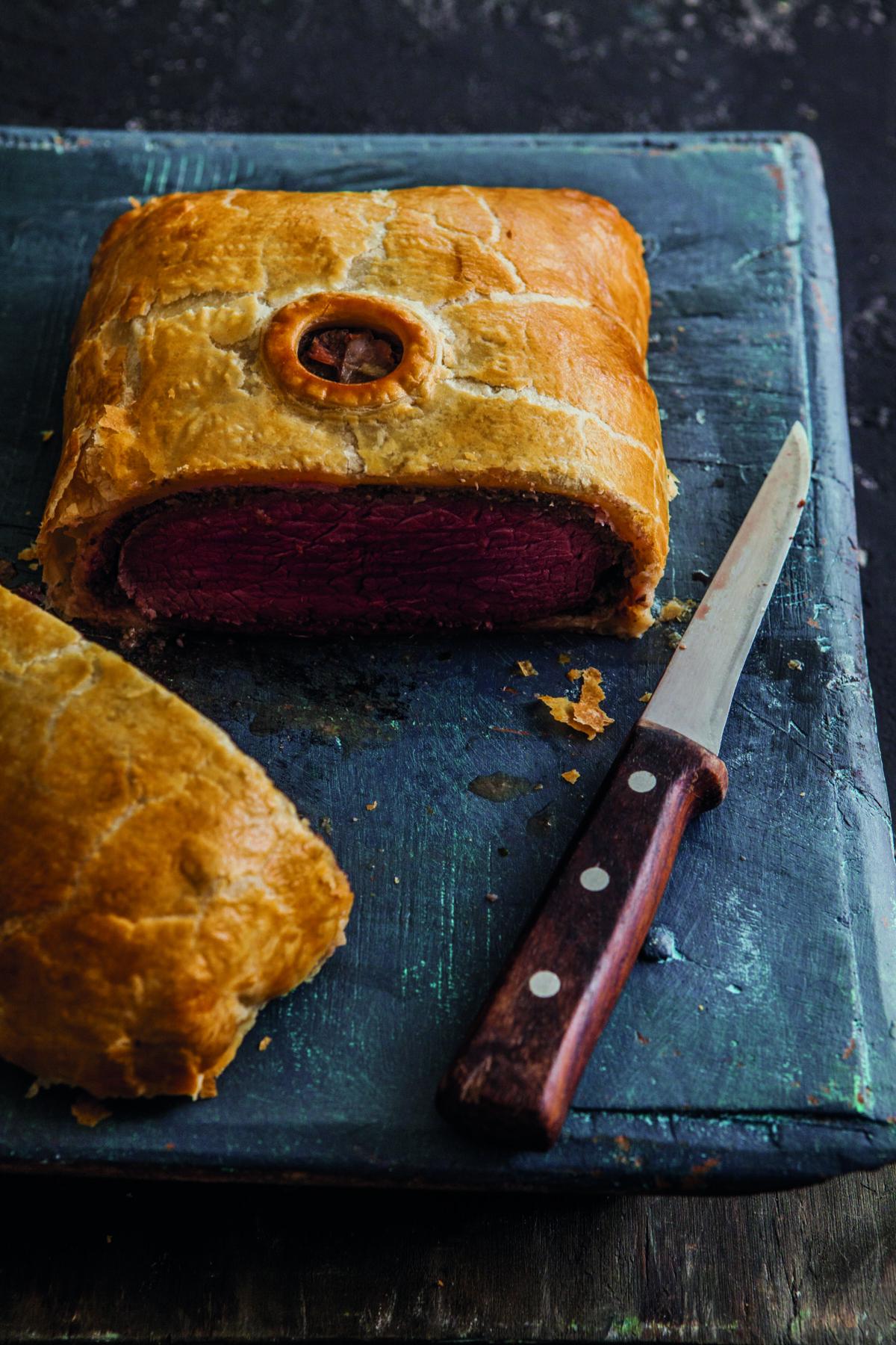 Beef Wellington – recept