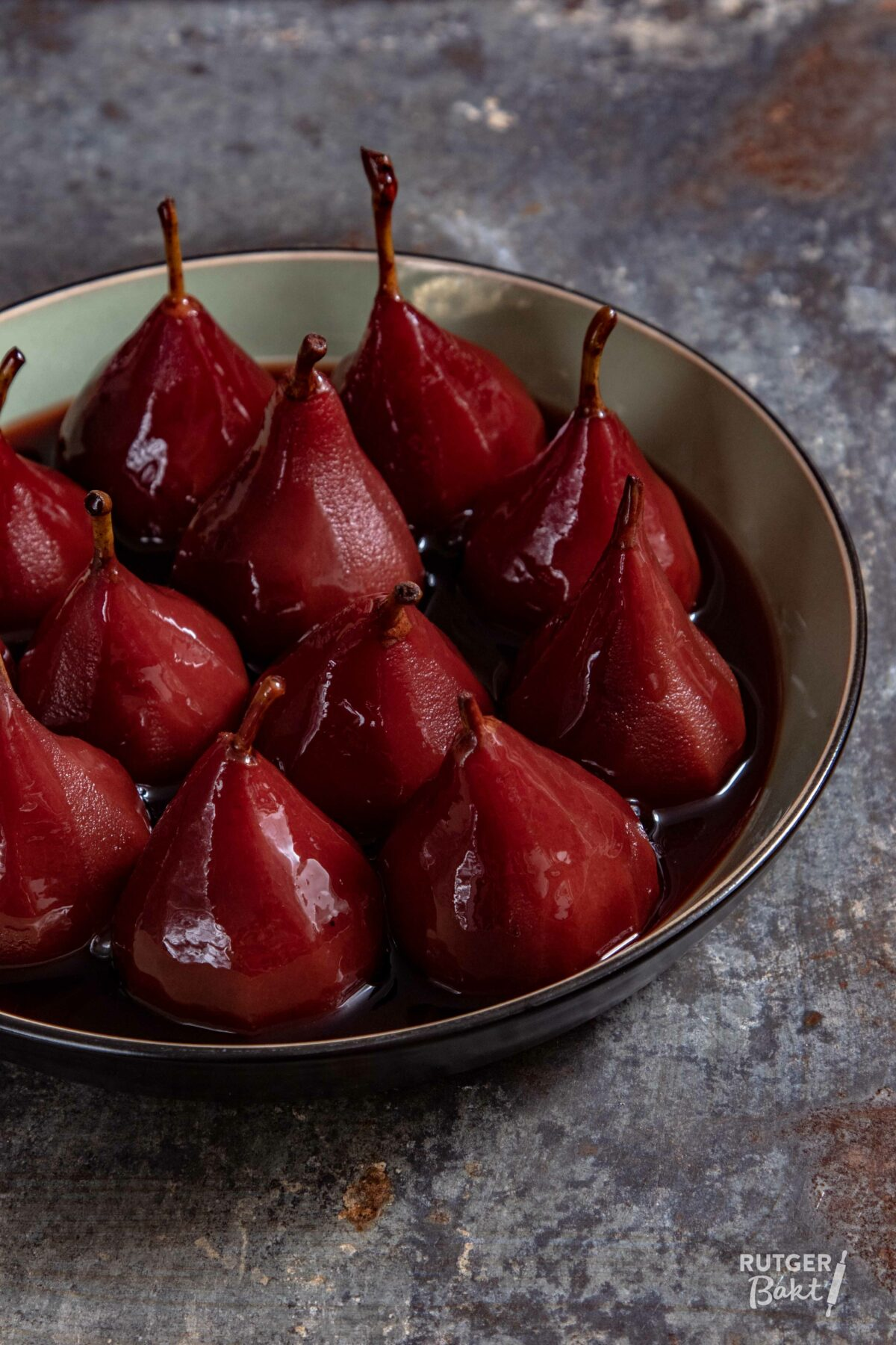Stoofperen – basis recept