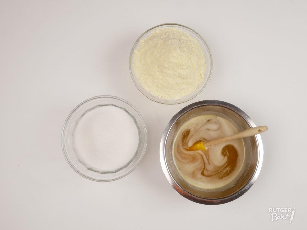 Zelf witte chocolade maken – stap voor stap