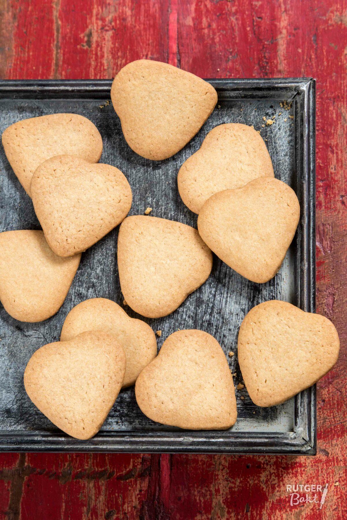 Boterbiesjes bakken – recept