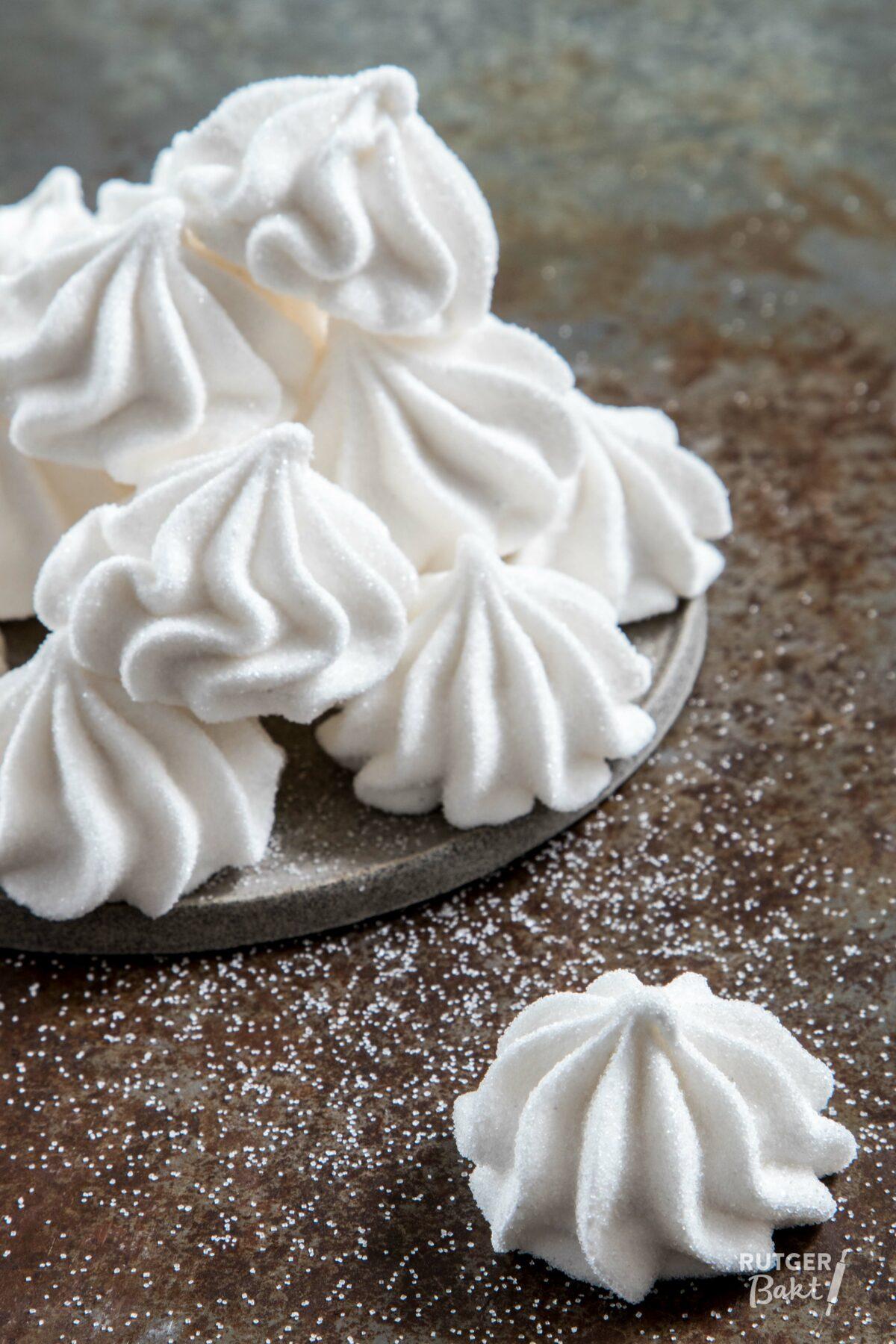 Zelf vanille marshmallows maken