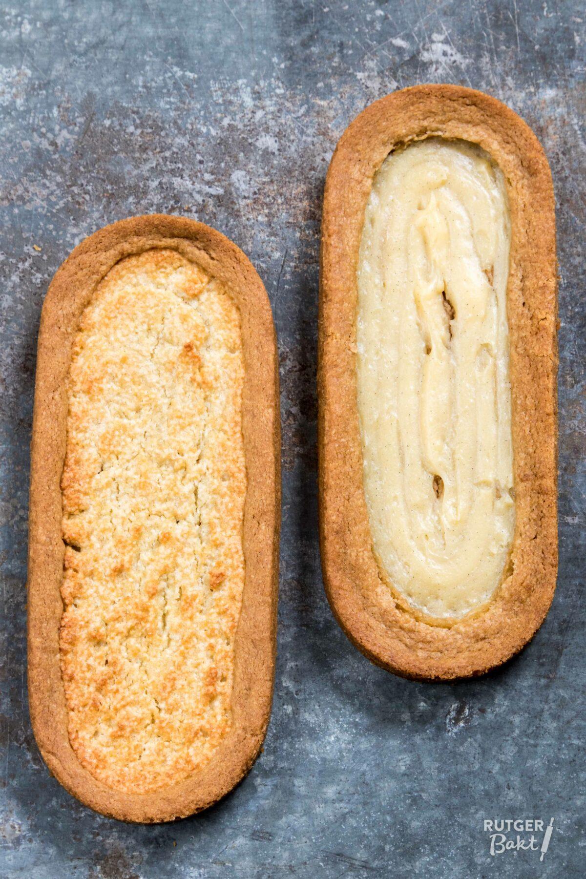Basisrecept sloffenbodem – met en zonder amandelspijs